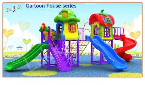 Cartoon House Series Model : TG-S3121