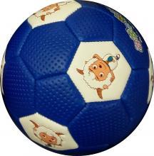 ลูกฟุตบอล soccer #2  แบบหนังด้าน (1 ชุด มี 4 ลูก)