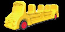 รถขบวนสามัคคี 4 ที่นั่ง
